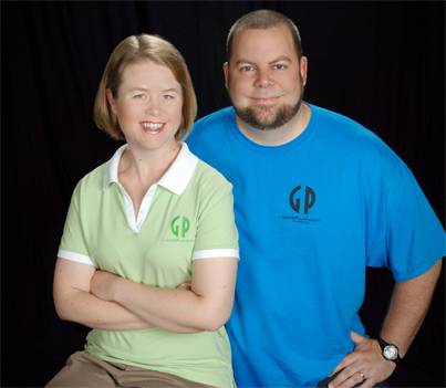 GatePlay Owners Kara & Andrew Postma