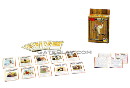 BANG! Wild West Show - DaVinci Games - Emiliano Sciarra - GatePlay.com