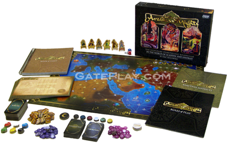 arabian nights game
