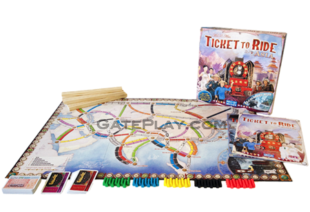 Amazon.com: Ticket to Ride: Germany: Toys & Games