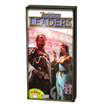 7 Wonders: Leaders Board Game