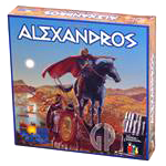 Alexandros Board Game