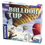 Balloon Cup Card Game