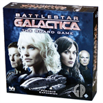 Battlestar Galactica: Pegasus Board Game Expansion