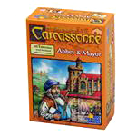 Carcassonne - Abbey & Mayor Board Game Expansion