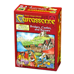 Carcassonne - Bridges, Castles, and Bazaars Expansion