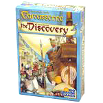 Carcassonne - The Discovery Board Game