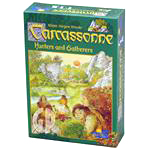 Carcassonne - Hunters and Gatherers Board Game Expansion
