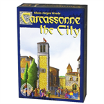 Carcassonne - The City Board Game