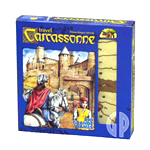 Travel Carcassonne Board Game