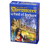 Carcassonne - Wheel Of Fortune Board Game Expansion
