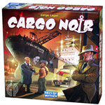 Cargo Noir Board Game