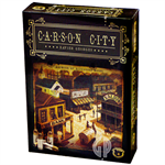 Carson City Board Game