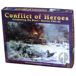 Conflict of Heroes: Awakening the Bear! - Russia 1941-42 Board Game