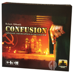 Confusion: Espionage and Deception in the Cold War Board Game
