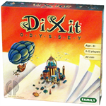 Dixit Odyssey Board Game