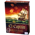 El Capitán Board Game
