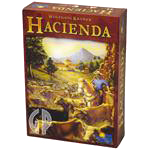 Hacienda Board Game