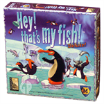 Hey! That's My Fish! Deluxe Board Game