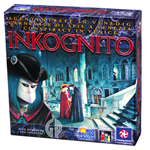 Inkognito Board Game