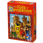 The Kids Of Carcassonne Board Game
