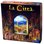 La Citta Board Game