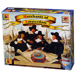 Merchants of Amsterdam Board Game