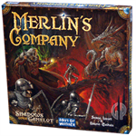 Shadows Over Camelot: Merlin's Company Board Game Expansion