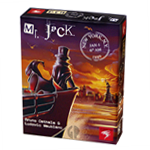 Mr. Jack in New York Board Game
