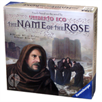 The Name Of The Rose Board Game