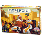 Nefertiti Board Game
