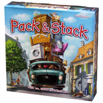 Pack & Stack Board Game