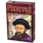Pizarro & Co Board Game