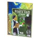 Power Grid: Russia and Japan Board Game Expansion