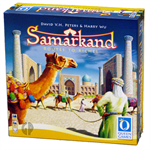 Samarkand: Routes to Riches Board Game