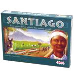 Santiago Board Game