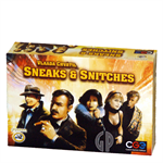 Sneaks & Snitches Card Game