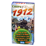 Ticket to Ride: Europa 1912 Card Expansion