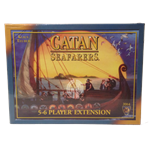 The Settlers of Catan: Seafarers 5-6 Player Extension
