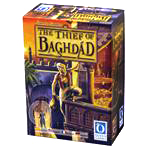 The Thief Of Baghdad Board Game