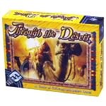 Through The Desert Board Game
