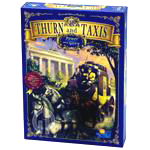 Thurn And Taxis: Power And Glory Board Game Expansion