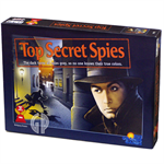 Top Secret Spies Board Game