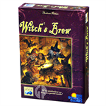 Witch's Brew Card Game