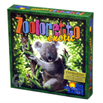 Zooloretto Exotic Board Game Expansion