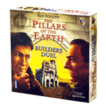 The Pillars Of The Earth: Builders Duel Card Game