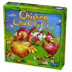 Chicken Cha Cha Cha Board Game