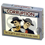 Corruption Card Game