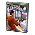 Power Grid: Factory Manager Board Game