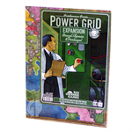 Power Grid: Brazil/Spain & Portugal Game Expansion